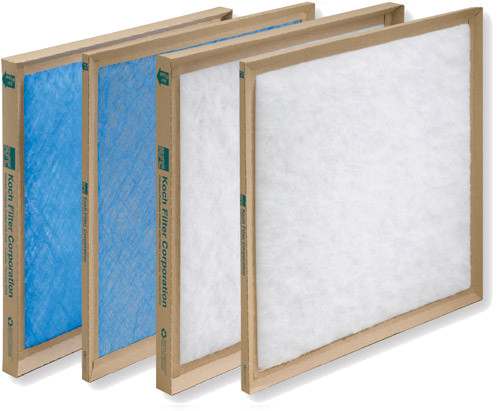 Furnace Filter Delivery Program